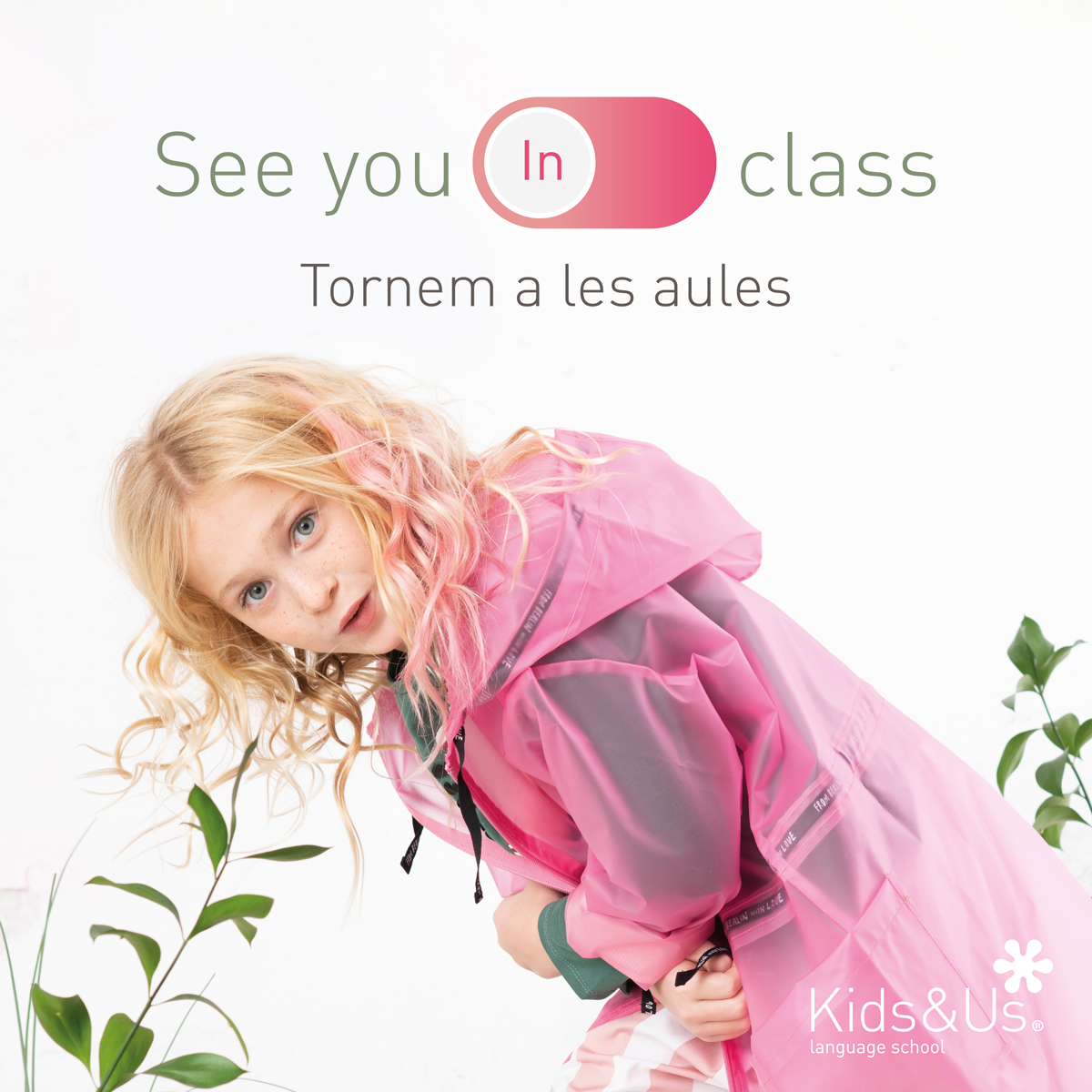 Ja és oficial: reprenem les classes presencials!